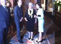 "Queen Silvia received ""Europäischen Humanitate Preises 2015"" in Rome"
