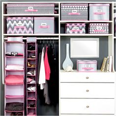 Organization is key :) Do it in style!