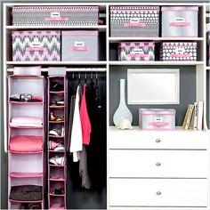 Organization is key :) Do it in style!