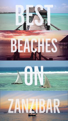Going to the Tanzanian Coast? Look at some of these wonderful beaches in Africa!