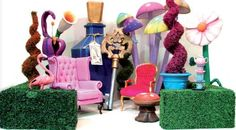 Alice In Wonderland Props  http://bigfootevents.co.uk/entertainment.aspx