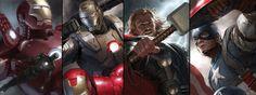 Inside the Art of Marvel Studios | Iron Man | News | Marvel.com