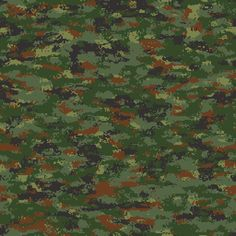 Preview of camouflage references with option to download, also a preview of stencils with option to download and of coarse some recommendations