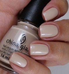 China Glaze Don't Honk Your Thorn; top 10 nail polish colors for 2014 Cute Nail Polish, Nail Polish Colors, Cute Nails, Pretty Nails, Gel Polish, China Nails, China Glaze Nail Polish, Manicure And Pedicure, Gel Nails