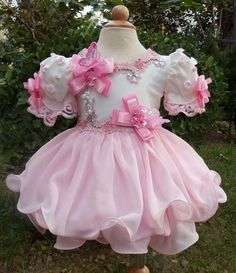 18 month - 2t pink pageant dress | Clothing, Shoes & Accessories, Baby & Toddler Clothing, Girls' Clothing (Newborn-5T) | eBay!