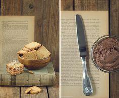 Peanut Butter Cookies & Speculoos Cookie Butter   +++keksunterwegs.de+++