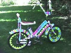 1000 images about rpps bicycle decorations on pinterest for Bike decorating ideas