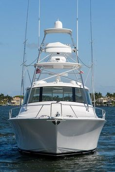 Used '2014 42 ft Viking Yachts Sport Tower' | HMY Yachts