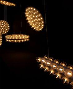 Bubbly Form Light Lamp