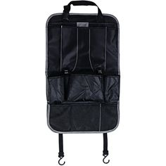 07289bffec0 Car Seat Organizer Cover Back Grocery Storage Bag Food Container Net Trunk  Kick Mat Organiser Car