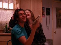 Bobby Briggs and Shelly Johnson | Twin Peaks