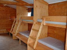 trappers cabin interior - Google Search