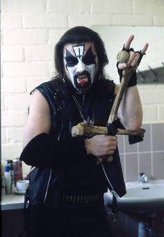 King Diamond, Heavy Metal Music, Heavy Metal Bands, Passion Music, Mercyful Fate, Band Photography, Rock News, Power Metal, Thrash Metal