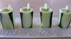 "Fresh Shots - For a good cucumber martini, try the ""Soul Pickle"" at Mya in Charlottesville, VA"