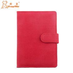 ZS 2015 NOVA marca de couro de alta qualidade caso do cartão de portador de passaporte de viagem passaporte capa protetora capa de passaporte