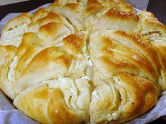Бърз тутманик Аелис / Tutmanik aka Multi-layer Bread with Feta Cheese