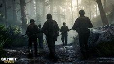 Está todo listo para Call of Duty: WW II