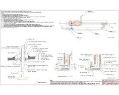 rocket mass heaters - Google Search