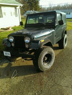 jeep cj 1949 1986 all models complete service manual instant rh pinterest com 1986 Jeep Wrangler Used Cj7 Jeeps Sale