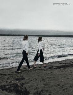 melanholija: lorena relja by jakov baričić for elle serbia november 2015 | visual optimism; fashion editorials, shows, campaigns & more!