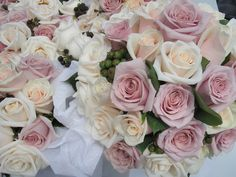 Antique , vendella and talea roses by Petals & Leaves, via Flickr