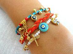 Ethnic authentic bracelets sets, turkish jewelry, arabic, istanbul jewelry, oriental accessories, mother jewelry, best friend birthday,