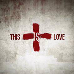 This is #Love! Isto é #Amor! defesadafe.org  #Deus #amor #Cristo #Jesus #bíblia #evangelho #escrituras #igreja #defesadafe #mdfe #lycurgo