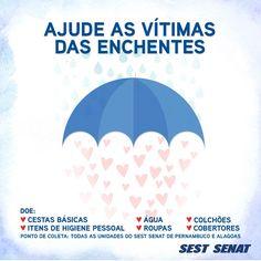 Taís Paranhos: Onde fazer doações para desabrigados [23]