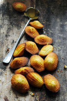 My madeleines - Recipe in English...