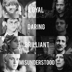 The 4 marauders... ugh Snape get out here.