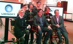 Ubisoft et l'École nationale de théâtre s'associent pour le développement de la relève locale en capture de mouvements