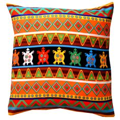 Designer decorative #Mexican #pillow № gd104