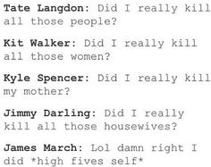 1000 ideas about american horror stories on pinterest