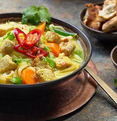 quorn Thai Noodle Soup