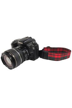 Add your own personal touch to your favorite camera with this new strap! Features: Nylon webbing for ultimate durability Adjustable features for preferred posit Photographer Gifts, Camera Accessories, Red Green, Headset, Headphones, Plaid, Photographers, Touch, Shopping