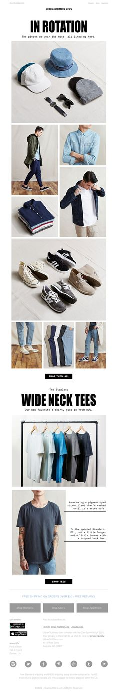 Urban Outfitters - The Staples: Every piece you need in one place →