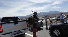 Bundy Ranch 'Militia' Considered Using Women as Human Shield | That sounds like something the Taliban or Al-Qaeda would do. (DB)