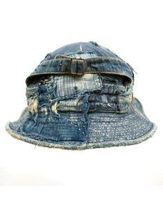 Old Man  The Sea Boro Hat_Kapital Kountry