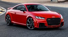 $64,900 2018 Audi TT RS Wants To Lure You Away From A Cayman S #Audi #Audi_TT_RS