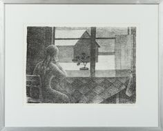 Hagelstam & Co Finland, Window, Illustrations, Painting, Art, Art Background, Windows, Illustration, Painting Art