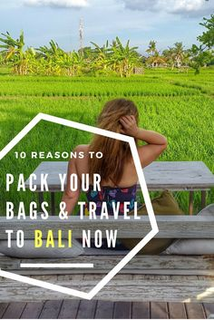 Bali isn�t called the Island of Gods for no reason. There�s just something about this magical island that makes you fall in love instantly. Here are the top reasons you should stop thinking and start packing:  1. Breathtaking Nature  Whether you�re a natu