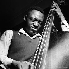 Wilbur Ware   September 9,1979  Jazz double-bassist Wilbur Ware passed away one day after his 56th birthday.
