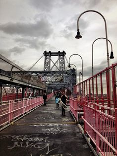 Walking to Brooklyn - After Sandy - New York City by Vivienne Gucwa, via Flickr