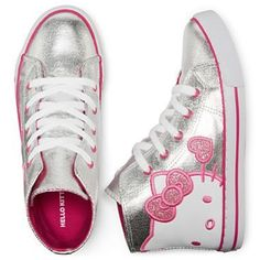 Hello Kitty Sneaker #ShopSimple #converse