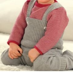 Dungarees in Organic Merino Wool by Disana- Would love to buy some of these for Annabelle. I guess I will just have to knit some instead. :)