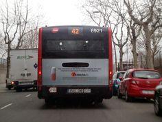 Publicidad Autobús Advertising