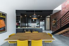Richmond_dining and kitchen - Yellow Letterbox