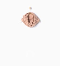 Double knit snood