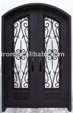 1000 images about aberturas on pinterest puertas for Puertas de hierro forjado