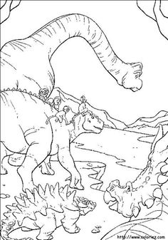 dinosaure coloring picture dinosaur coloring pagesdisney - Disney Dinosaur Coloring Pages